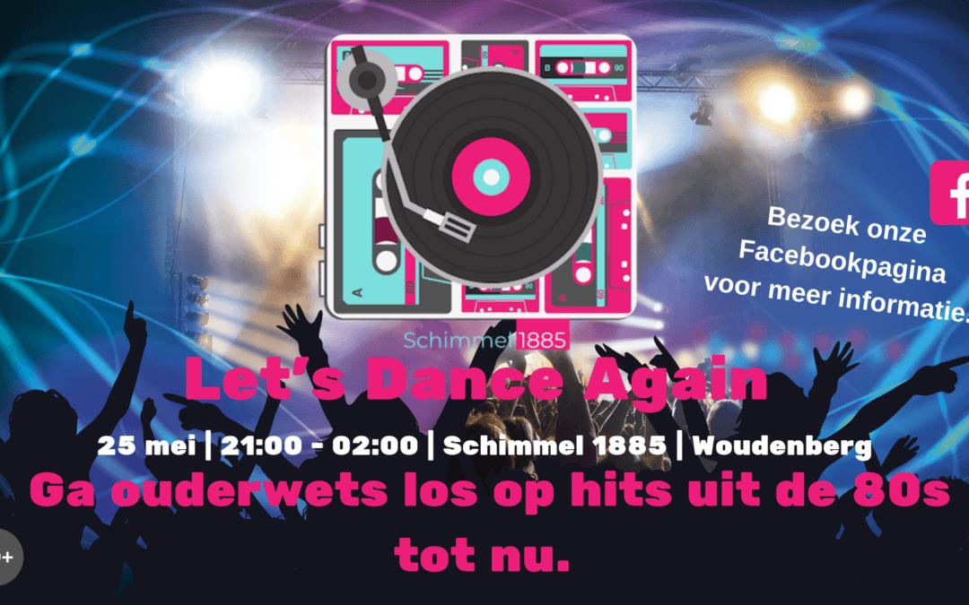 Let's Dance Again