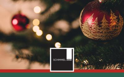 Vier kerst bij Schimmel 1885